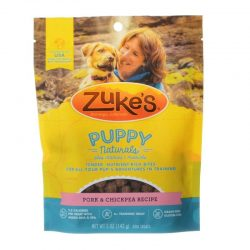 70449 250x250 - Zukes Puppy Naturals Treats - Pork & Chickpea Recipe (5 oz)
