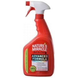 Nature's Miracle Just for Cats Advanced Stain & Odor Remover (32 oz)