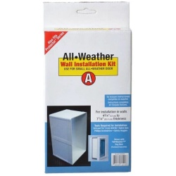 """73932 250x250 - Perfect Pet All Weather Wall Installation Kit (Small [5"""" x 7"""" Flap Size])"""