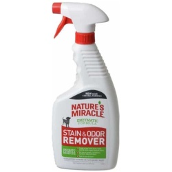 Nature's Miracle Enzymatic Formula Stain & Odor Remover (24 oz)
