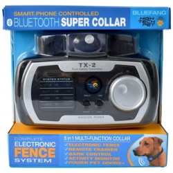 High Tech Pet X-30 BlueFang 5-in-1 Electronic Dog Fence (1 Count)