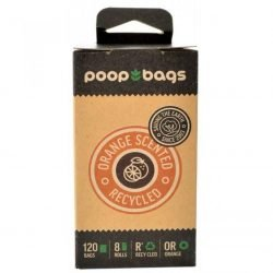 81288 250x250 - PoopBags Orange Scented Recycled Bags (120 Count)
