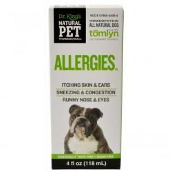 81390 250x250 - Tomlyn Natural Pet Pharmaceuticals Allergies Dog Remedy (4 oz)