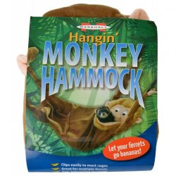 81439 250x250 - Marshall Hangin Monkey Hammock for Ferrets (1 Count)