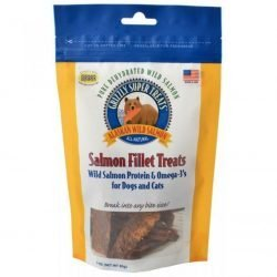 81869 250x250 - Grizzly Super Treats Salmon Fillet Treats for Dogs & Cats (3 oz)