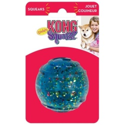 82144 250x250 - KONG Squeezz Confetti Ball Dog Toy (Medium - 1 Count)