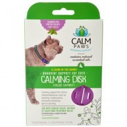 82448 250x250 - Calm Paws Calming Disk for Cat Collars (1 Count)