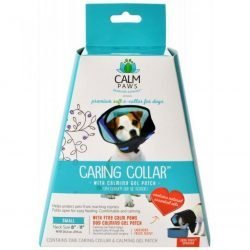 "82463 250x250 - Calm Paws Caring Collar with Calming Gel Patch for Dogs (Small - 1 Count - [Neck: 8""-11""])"