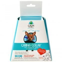 "82472 250x250 - Calm Paws Caring Collar with Calming Gel Patch for Dogs (X-Small - 1 Count - [Neck: 6""-9""])"