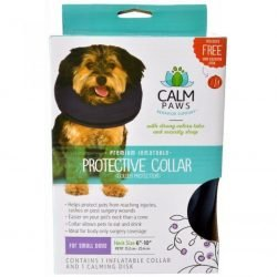 "82487 250x250 - Calm Paws Premium Inflatable Protective Collar (Small - 1 Count - [Neck: 6""-10""])"