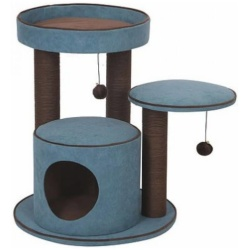 82688 250x250 - Pet Pals Meadows Cat Tree with Condo (1 Count)
