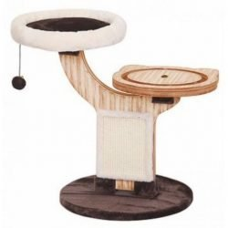 82718 250x250 - Pet Pals Twine Natural Wood Cat Tree (1 Count)