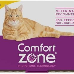 83291 250x250 - Comfort Zone Calming Diffuser Refills for Cats & Kittens (6 Count - [6 x 48 ml])