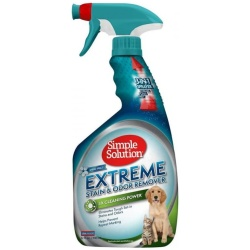 Simple Solution Extreme Stain & Odor Remover - Spring Breeze (32 oz)