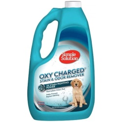 Simple Solution Oxy Charged Stain & Odor Remover (1 Gallon)