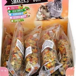 A&E Cage Company Smakers Vegetable Sticks for Small Animals (12 count)
